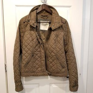 Abercrombie & Fitch - Quilted Fall Jacket